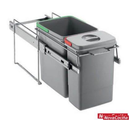 Cubo de basura modelo Ecomini
