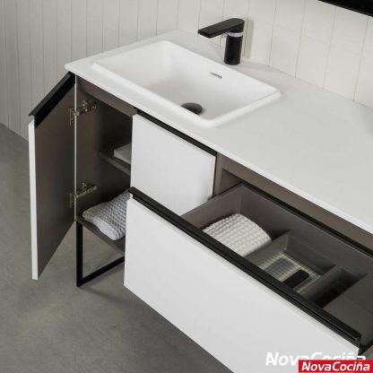 Mueble de baño STRUCTURE