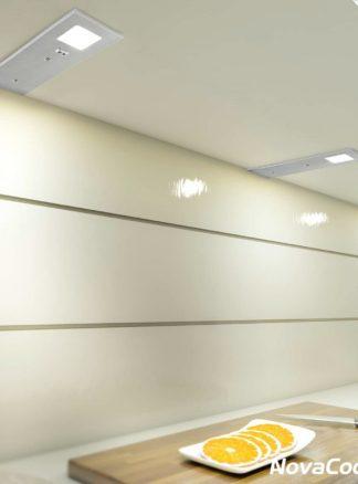 Foco LED con sensor de movimiento YUMA