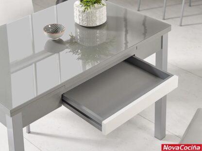 mesa extensible para cocina modelo Alba
