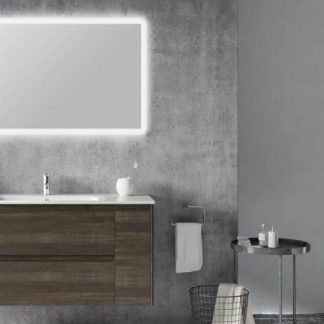 Espejo de baño con luz STELLA