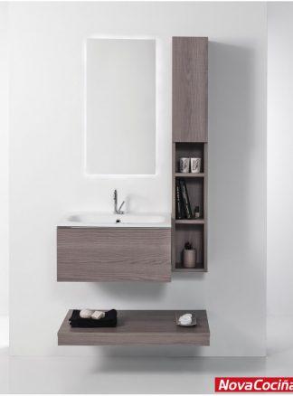 Conjunto de baño 80 cm TETRIS