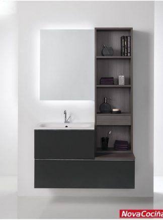 Conjunto de baño 90 cm TETRIS