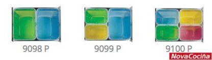 Cubo ecológico Ekko Easy