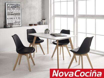 silla elba estilo nórdico