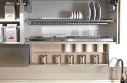 Escurreplatos para mueble de cocina