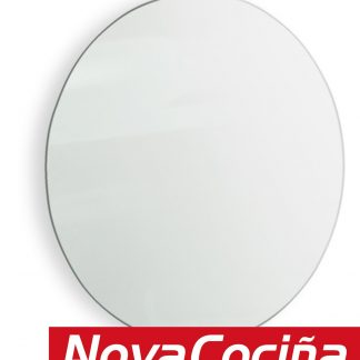 Espejo circular para baño