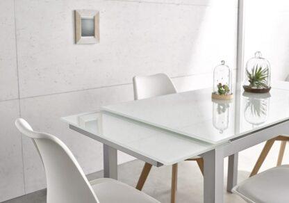 mesa extensible para cocina modelo Karina