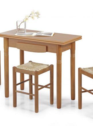 mesa libro para cocina modelo Koe