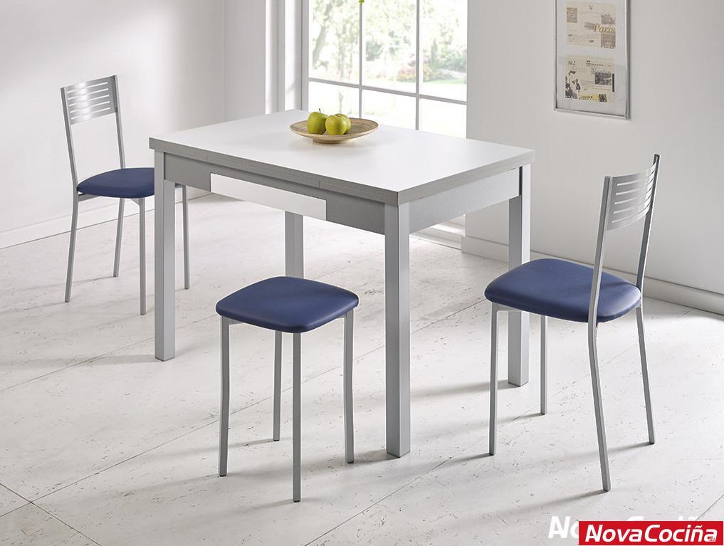 Mesa extensible para cocina modelo Meri | ANova Cociña