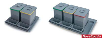Cubos para gaveteros Serie 1