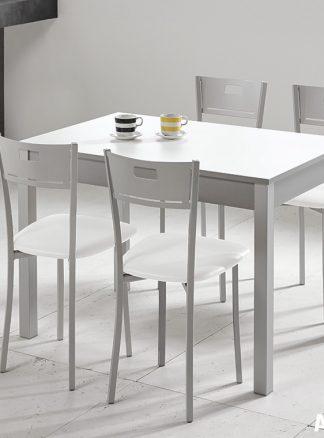 Mesa fija para cocina modelo Thais