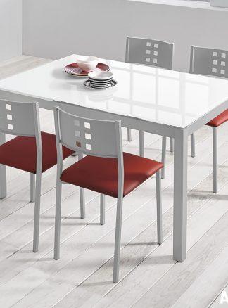 mesa extensible para cocina modelo Venecia
