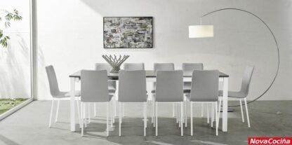 mesa de cristal zulema