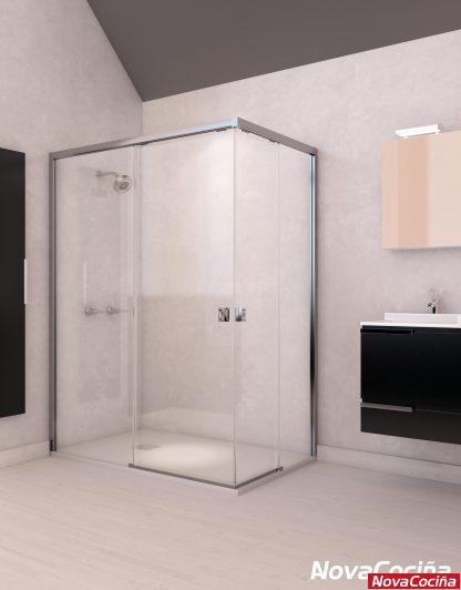 Mampara de ducha angular ST Austin