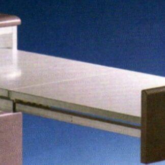 Guía para mesa extraíble de 2 piezas M17