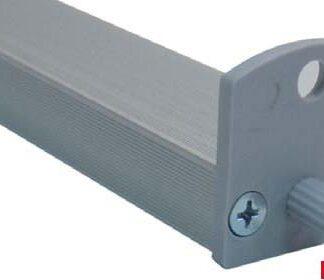 Perfil de aluminio para refuerzo montado M35