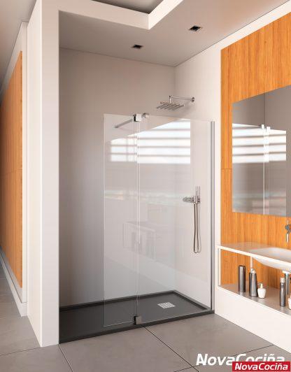 Mampara de ducha frontal ST Orlando