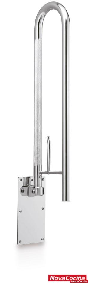 Asidero abatible Inox Serie 304
