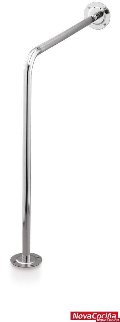 Asidero de suelo y pared para inodoro Serie 304