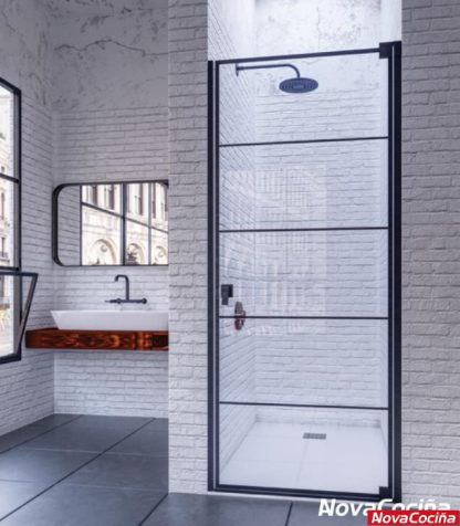 Mampara de ducha frontal Cixi
