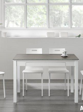 Mesa fija para cocina modelo Clara