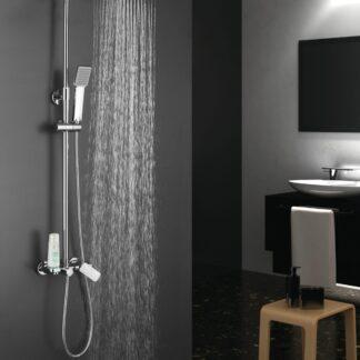 Combi de ducha con monomando Dual Quad