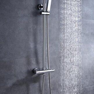 Combi de ducha con termostático Quad