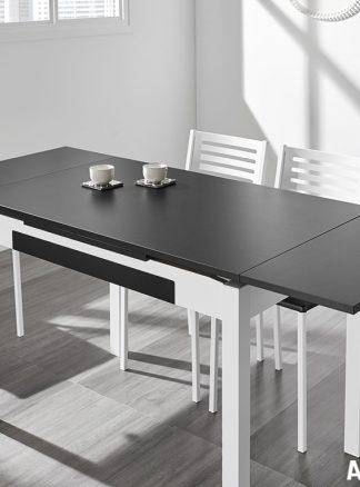 Mesa de cocina extensible modelo Erika