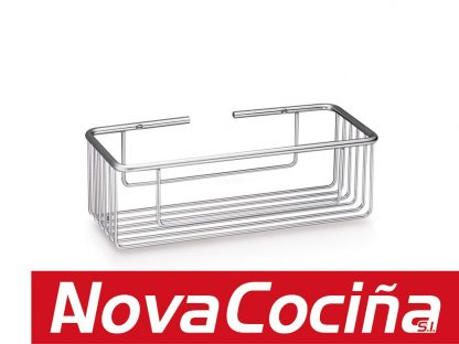 Jabonera de pared Inox