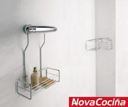 Jabonera para grifo ducha Innova