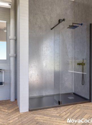 Mampara de ducha frontal Orlando