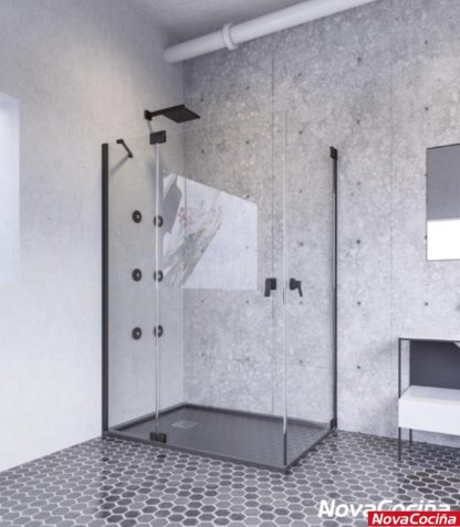 Mampara de ducha angular Shanghai