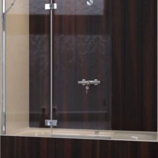 Mampara de bañera frontal abatible ST Taipei