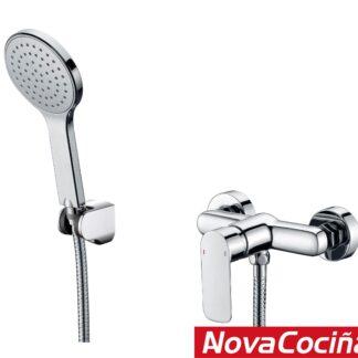 Grupo ducha con kit de ducha Cassio GME
