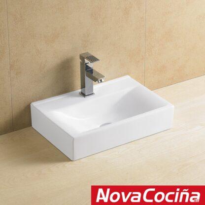 Lavabo rectangular Elegance 9368 GME