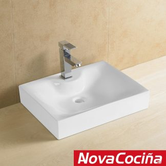 Lavabo rectangular Elegance 9369 GME
