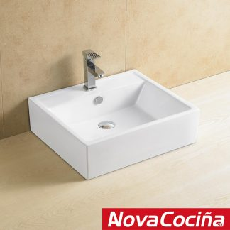 Lavabo rectangular STD 9384 GME