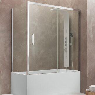 Mampara de bañera angular Aktual GME