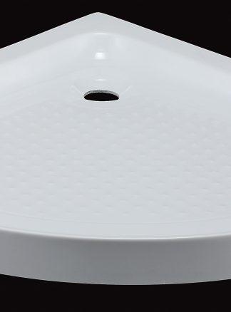 Plato de ducha semicircular H7 GME