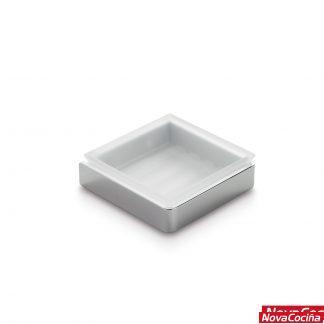 Jabonera con cristal diseño Berlín