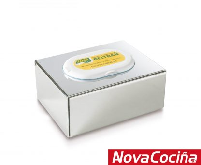 Caja portatoallitas húmedas diseño Roma