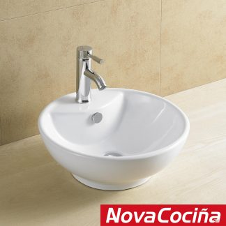 Lavabo circular Artistic 9305 GME