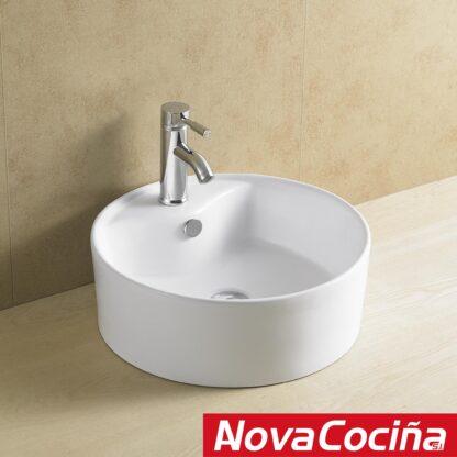 Lavabo circular Artistic 9306 GME