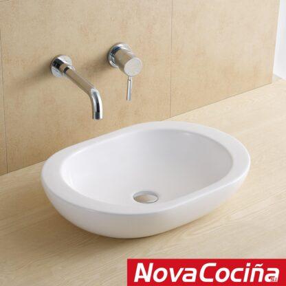 Lavabo ovalado Artistic 9380 GME