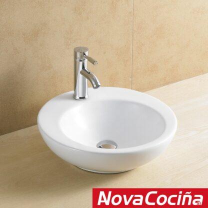 Lavabo circular Artistic 9381 GME