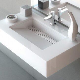 Lavabo encimera Simplicity de Silestone