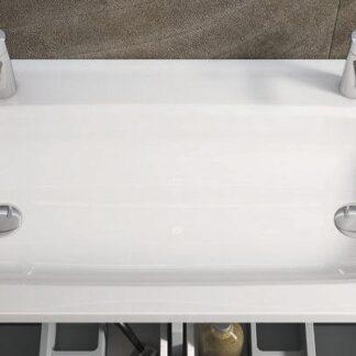 Lavabo gel coat SOLEIL de Royo