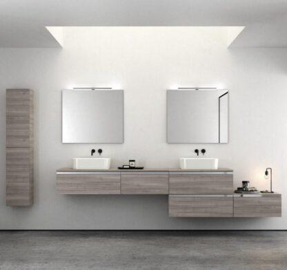 Conjunto completo de baño modelo VIDA