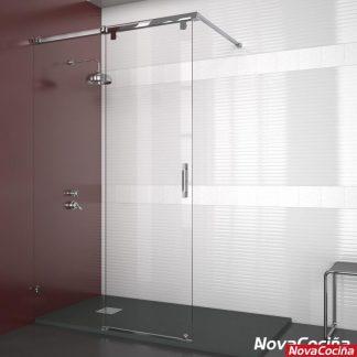 Mampara de ducha frontal de corredera PANAMÁ